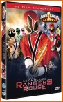 dvd power rangers samurai le film