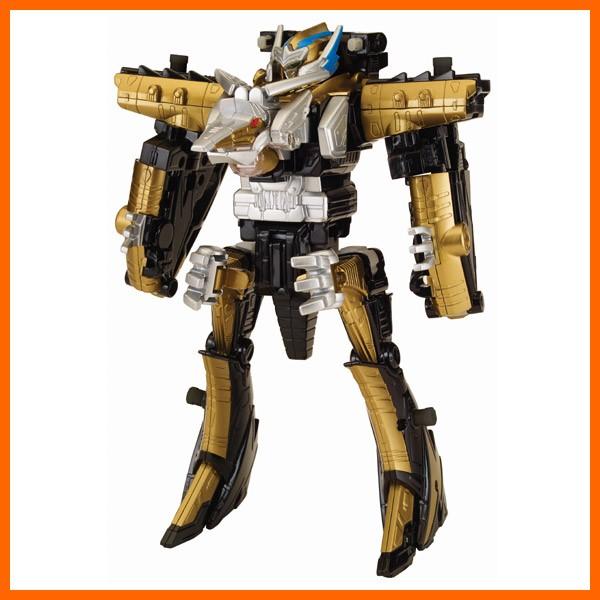 Ptera Charge Megazord Amp Gold Ranger