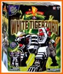 white tigerzord legacy box
