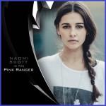 Naomi Scott Pink Rangers 2017