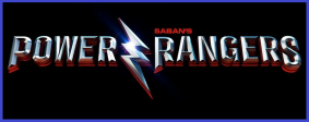 power rangers movie 2017 logo