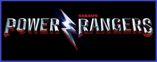 power rangers movie 2017 logo