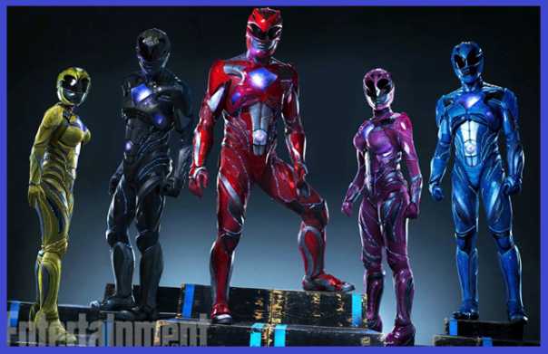 power rangers movie 2017