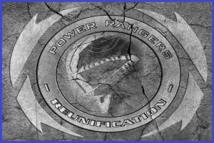 Power rangers reunification logo
