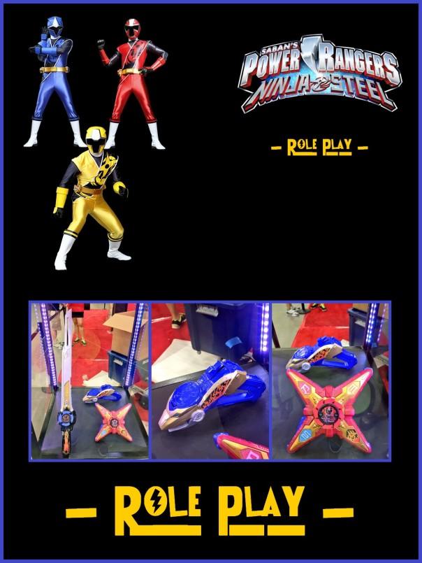 ninja Steel toys 2