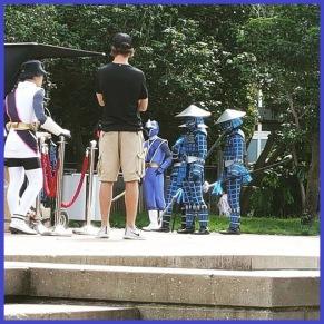 ninja-steel-tournage