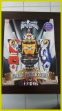 Review : Legacy Ninja Megazord –Bandai