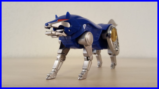 loup-zord