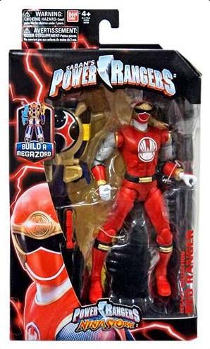 legacy figure ninja storm rouge