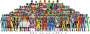 Power Rangers succès chez lesgarçons.