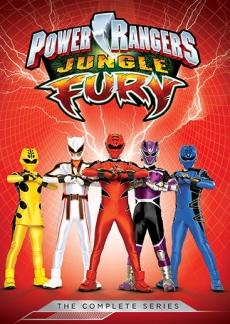 DVD Shout Factory Jungle Fury