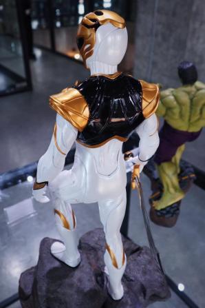 Figurine Ranger Blanc 4