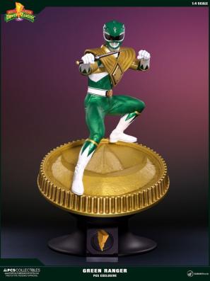 Figurines ranger vert 4
