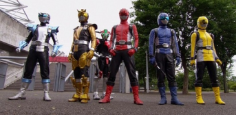 Go -Busters