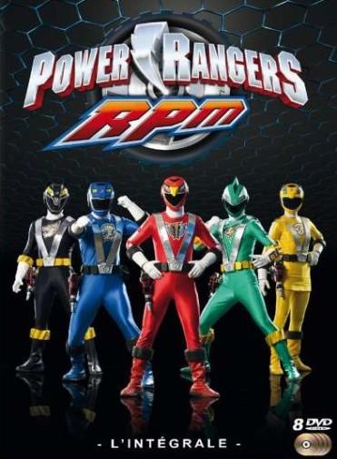 power rangers rpm dvd