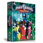 power rangers spd vol .01