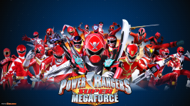 super megaforce wallpaper