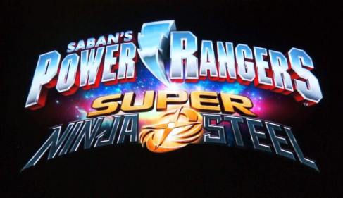 Power rangers Super Ninja Steel Logo