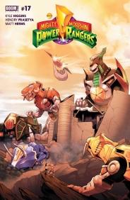 Mighty Morphin Power Rangers 017-000