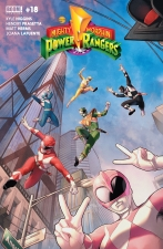 Mighty Morphin Power Rangers 018-000