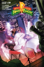 Mighty Morphin Power Rangers 019-000
