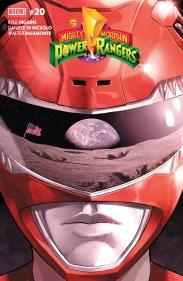 Mighty Morphin Power Rangers 020-000