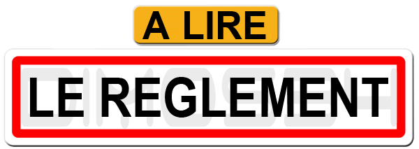 Réglement
