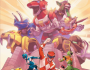 Comics : MIGHTY MORPHIN POWER RANGERS VOL. 5 !