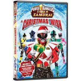 Power Rangers Super Samurai Noel