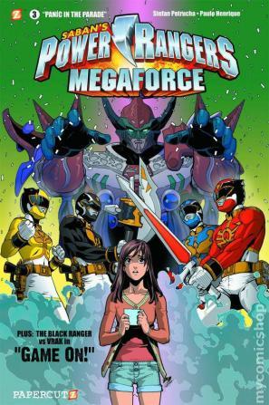 PRMF comics