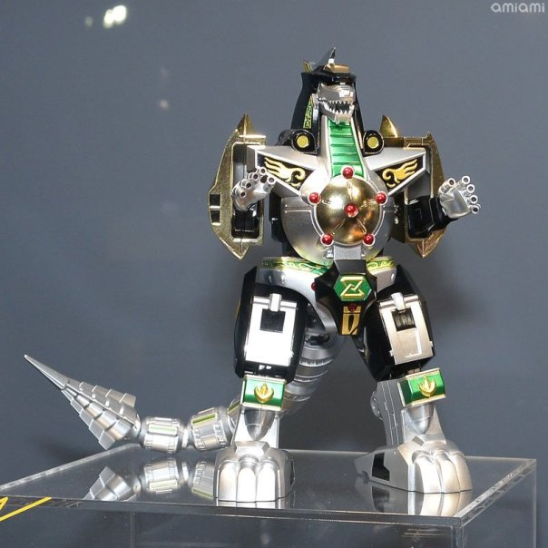 Soul Of Chogokin Dragon Caesar