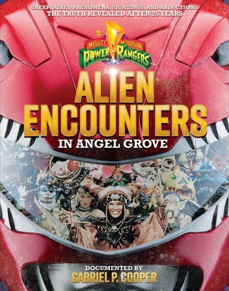 Alien-Encounters-In-Angel-Grove-Book