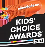 logo kids choice award 2018