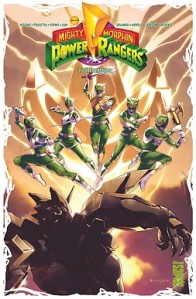 mmpr comic book vol.03