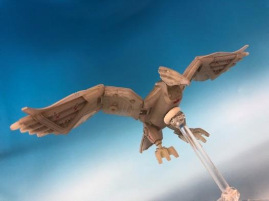 faucon zord