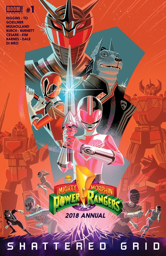 Power-Rangers-2018-Annual-1-Cover shattered grid