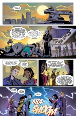 Power-Rangers-SPD-Page-1 shattered grid