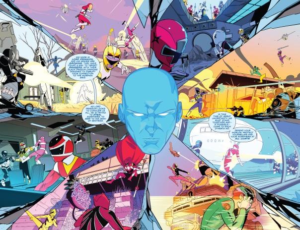 Mighty Morphin Power Rangers 027-005