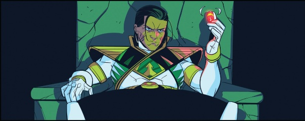 Mighty Morphin Power Rangers 027-009