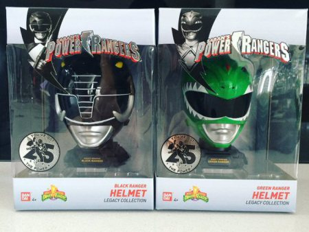 power rangers legacy casque
