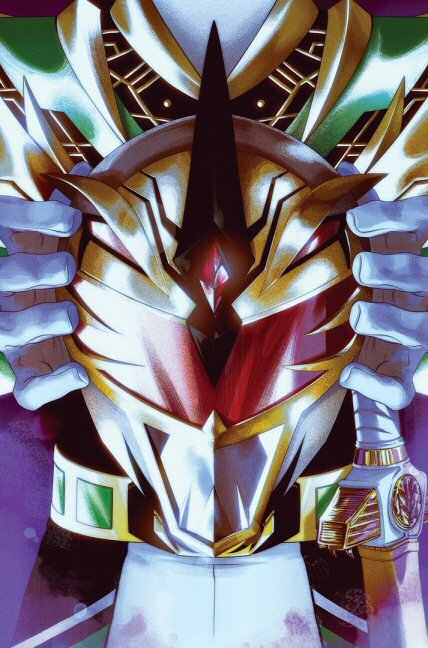 Cover Lord Drakkon 2 power morphicon