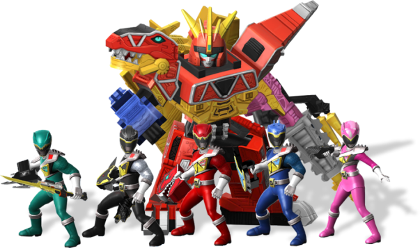 all stars dino charge