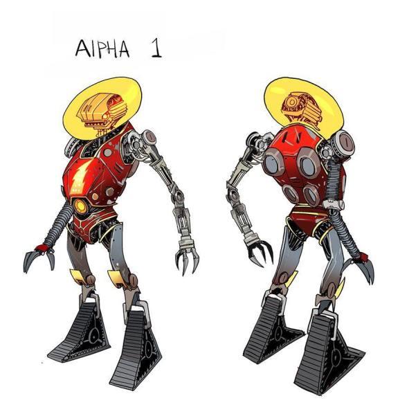Alpha 01