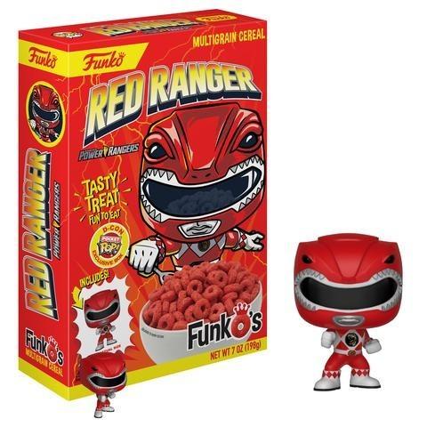 funko cereal power rangers
