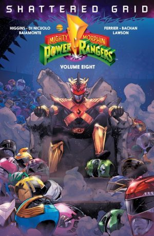 Mighty morphin power rangers vol.8