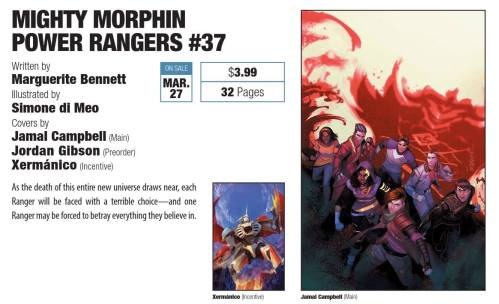 Mighty morphin power rangers 37