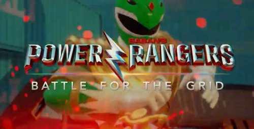power rangers battle of the grid 2