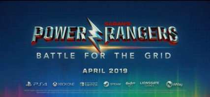 power rangers battle of the grid