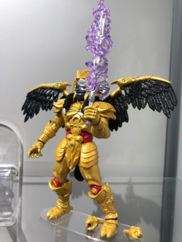 Goldar lightning collection2