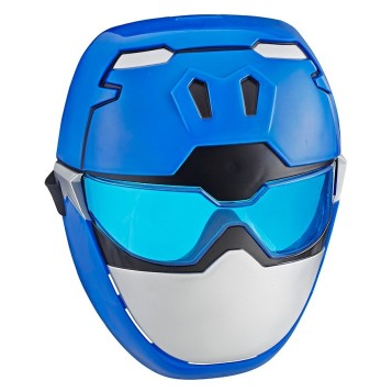 power rangers beast morphers masks blue